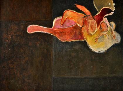 2011, akryl na plátně, 180 x 140 cm