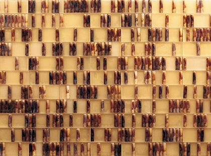 2008, resin, photo, 300 x 90 cm