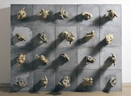 2011/2012, resin, concrete