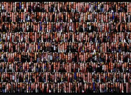 2012, mixed media, 240 x 80 cm