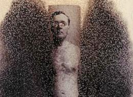 2007, pryskyřice, foto a video instalace