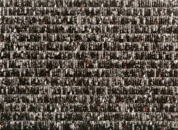 2009 – 2012, mixed media, canvas, photo