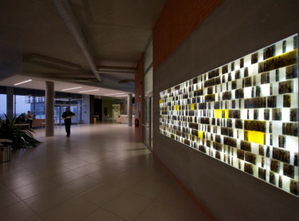 2008 – 2009, permanent exhibition - the National Institute of Mental Health